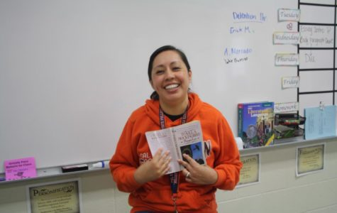 Staff Spotlight: Mirna Perez