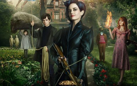 "Movie Review: ""Miss. Peregrine's Home for Peculiar Children"""