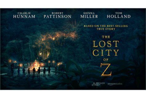 Movie Review: Lost City of Z