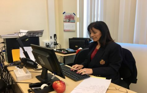 Law Teacher Affirms Passion in the Classroom