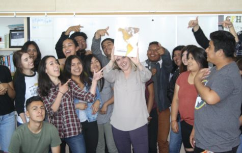 """""""The Adventure Continues"""" as Yearbook Completes Another Issue for Grizzlies"""