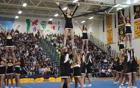 Spring Pep Rally Highlights the Best of Sports & ASB