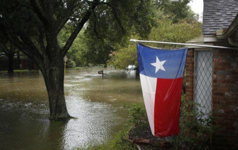 GFHS Students Left Worried in the Wake of Hurricane Harvey