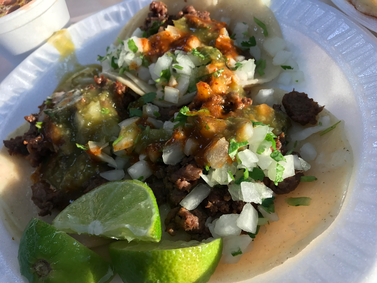 Tacos+are+at+the+forefront+of+Tacos+de+Gavilan.