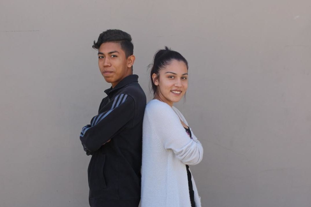 Joanna Luna and Raul Saldana  compare the most popular shows  among boys and girls.