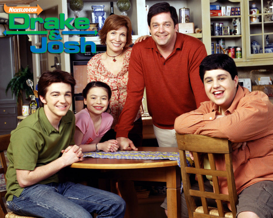 Drake+and+Josh-+%0ADrake+and+Josh+is+based+on+two+teen+stepbrothers+learning+to+live+together.+However%2C+their+differences+bring+trouble%2C+setting+them+in+hilarious+situations+and+adventures.+It+is+the+perfect+comedy+show+for+teens.+Actor+Drake+Bell+plays+Drake%2C+a+popular+high+school+boy+who+gets+all+the+girls%2C+in+addition+to+being+a+singer.+Josh+Peck+plays+Josh+a+high+school+nerd%2C+who+is+all+about+responsibility+and+a+sweet+heart.+Although+they+are+quite+different%2C+these+two+stick+together+through+thick+and+thin.+Freshman+Jose+Apolonio+said%2C+%E2%80%9CI+thought+it+was+hilarious+and+it+taught+me+life+lessons+such+as+family+comes+first%E2%80%9D.+
