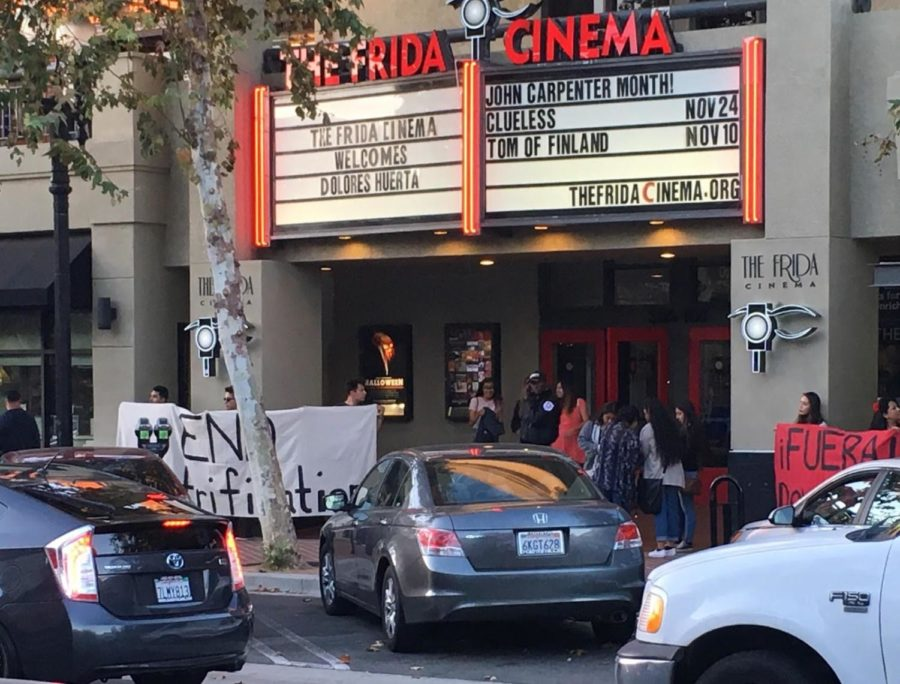 As more upscale trendy businesses emerge in downtown Santa Ana, pre-existing businesses are seeing a decrease in sales and customers.