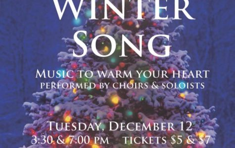 """""""A Winter Song"""" Concert Brings Holiday Spirit to Godinez"""