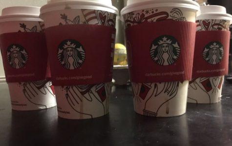 Two Gals Eat: Seasonal Coffee Drinks