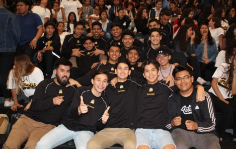Volleyball Boys Set A High Standard For Their Season