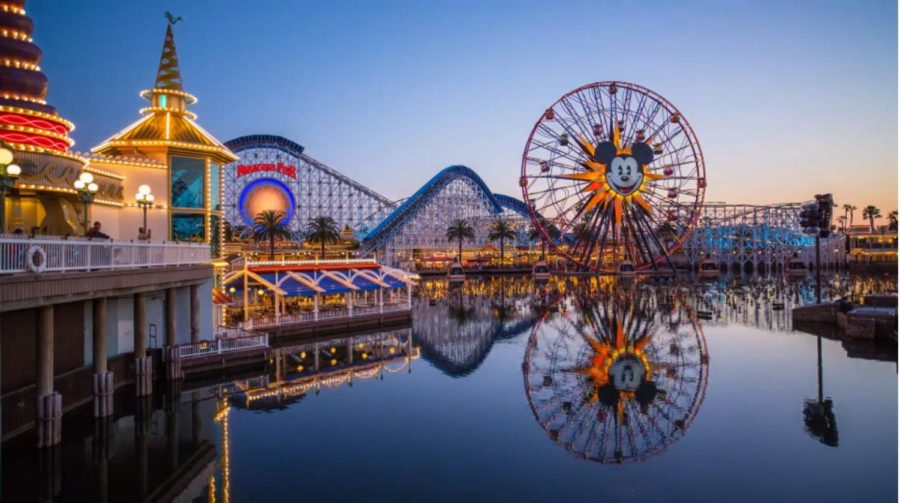 Paradise+Pier+is+being+remodeled+into+Pixar+Pier%2C+one+of+the+many+reasons+for+rising+ticket+prices.