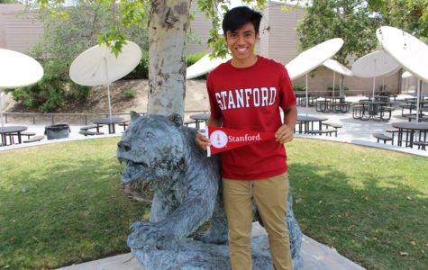 Angel Ramirez is going to attend Stanford University.