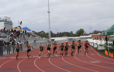 Track Meet at Costa Mesa Adds Up to a Win
