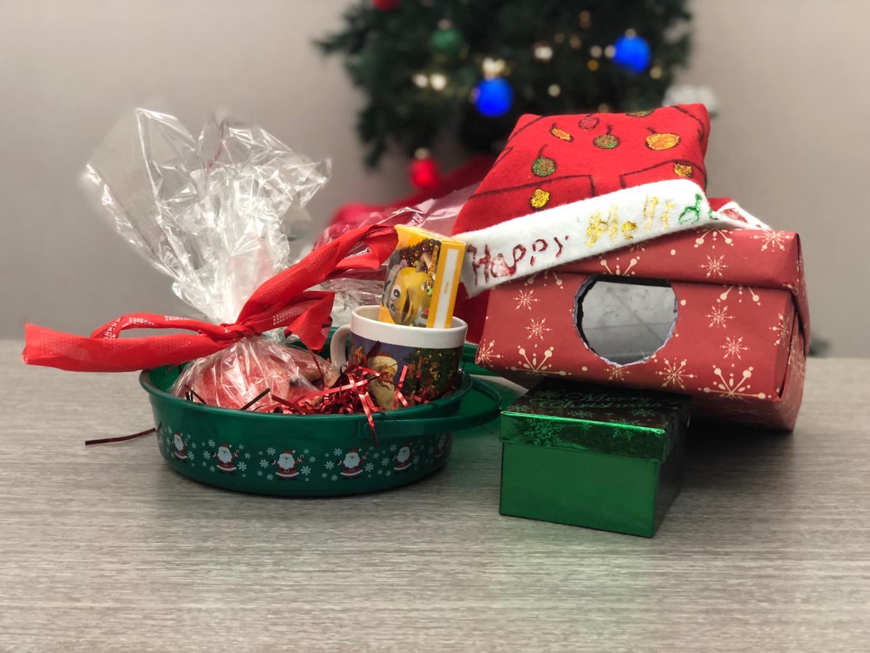 Christmas DIY's all together, Dec. 5, 2018.