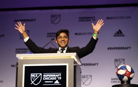 Local Santa Ana Athlete Accomplishes MLS Stardom