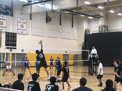 Home game Godinez vs Century high school @4:30pm Tuesday March 5, 2019