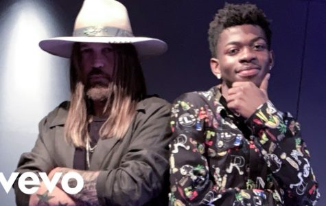 From Left: Billy Ray Cyrus and Lil Nas X