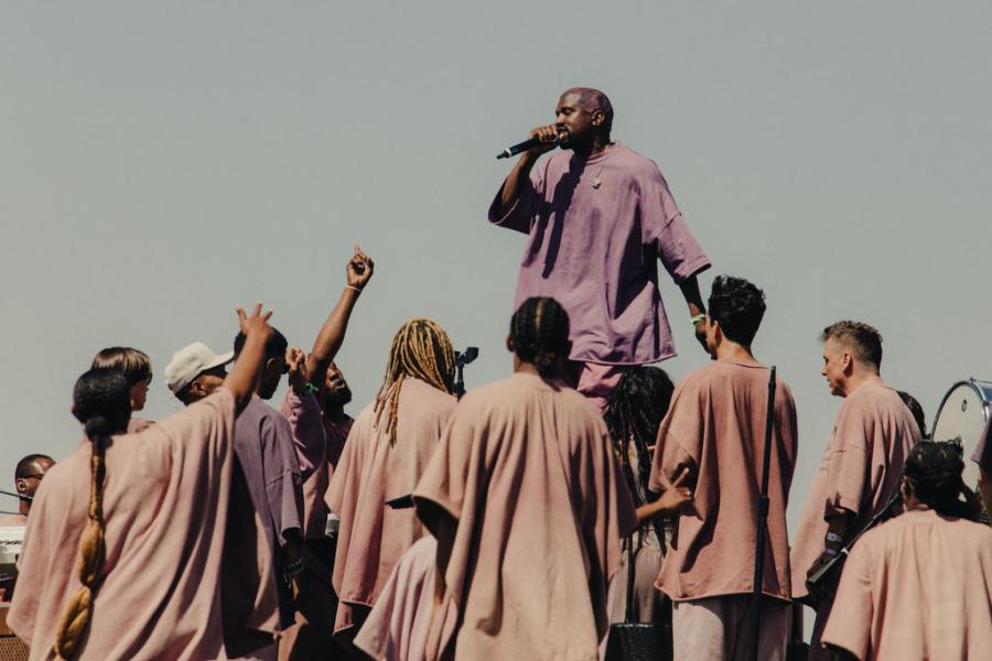 Kanye+West+Provides+The+Best+Performance+At+Coachella%E2%80%99s+Sunday+Service