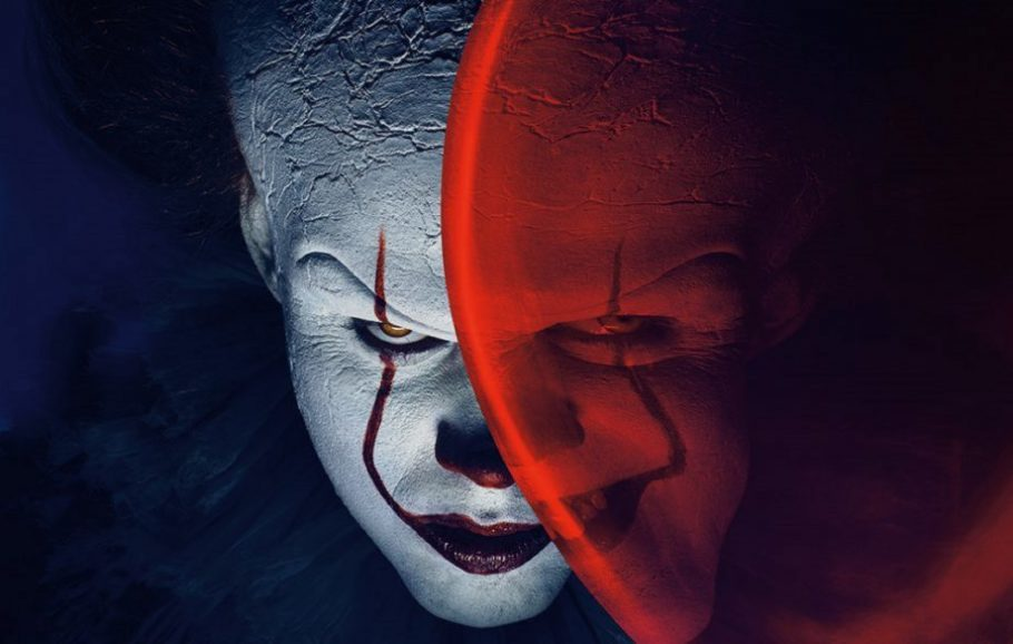 "The sequel to 2017's film based on Stephen King's chilling, horror 1986 novel ""IT"". In this sequel, Pennywise is back in Derry, Maine after 27 years Beverly Marsh (Jessica Chastain), Bill Denbrough (James McAvoy), Richie Tozier (Bill Hader) and a few more of the Losers' Club. After the gang has been apart for so long, Pennywise's return reunites them to team up and destroy the terrorizing clown once and for all. You can catch Pennywise at a theatre near you... If you dare."