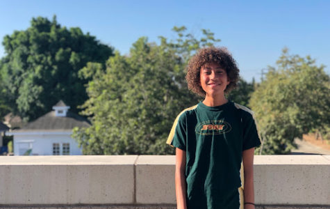 Mekhi Jones has great sportsmanship and has shown his dedication to the sport by always working really hard to get better with each practice session. He is always pumped, ready to go and is always willing to take on new challenges in the pool.