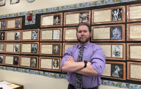 Staff Spotlight: Mr. Hess