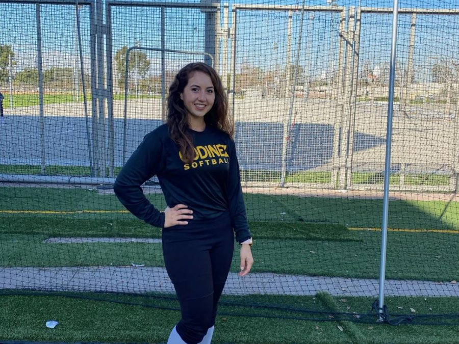 Passion for Softball has Taken this Pitcher Far