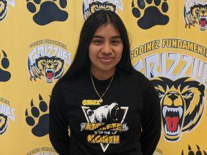 Fernanda Perez Girl's Soccer Athlete Of the Month