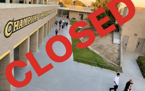 As the coronavirus quickly spreads, Godinez Fundamental High School prepares to close for four weeks.