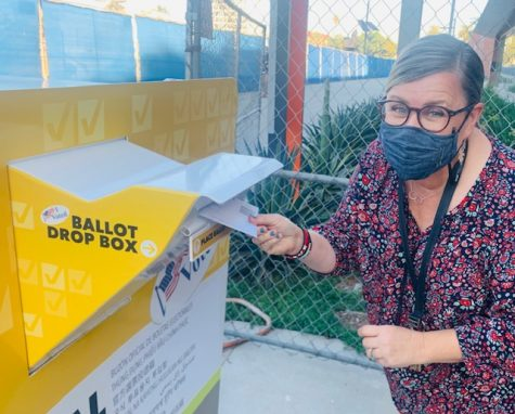 No Singing Required for this Teacher to Vote