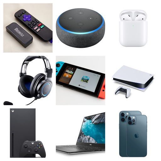 Top 9 Electronic Gifts to Get Someone This Upcoming Holiday Season