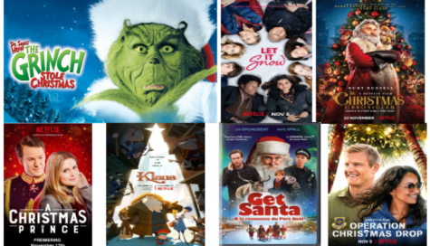 Christmas Movies to Get You in the Holiday Spirit