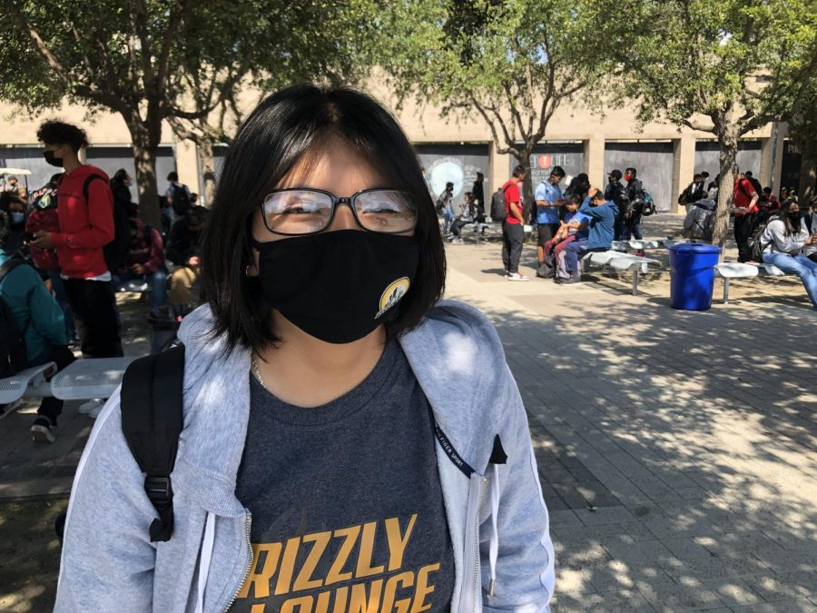 Sophomore, Regina Chamu, said that her experience was good and not troubling. With weekly testing, I feel much safer being at school. I hope this continues for the rest of the school year, added Chamu.